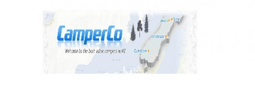 CamperCo Campervan Hire