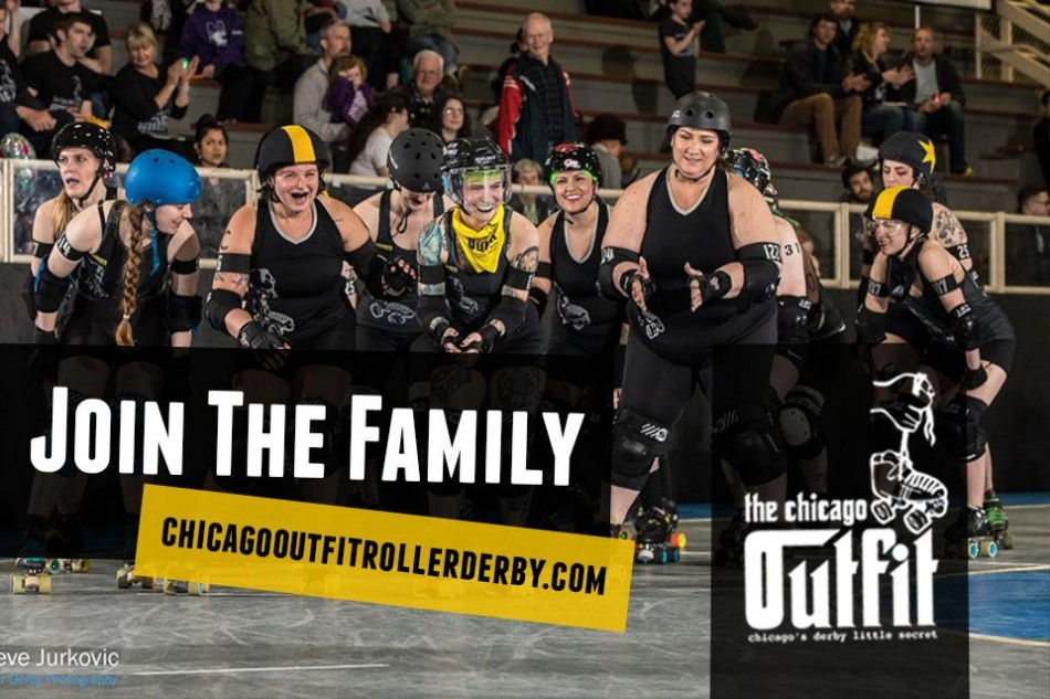 Chicago Outfit Roller Derby Bootcamp 2019