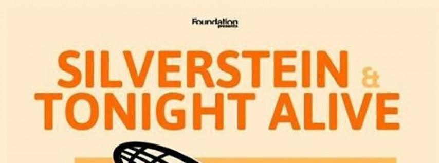 Silverstein & Tonight Alive: The Get Free Tour at The Beacham