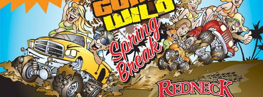 TGW Spring Break at Redneck Mud Park