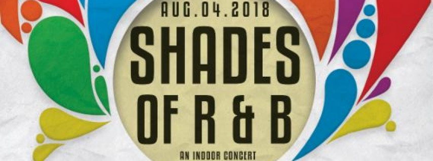 Shades of R&B Concert