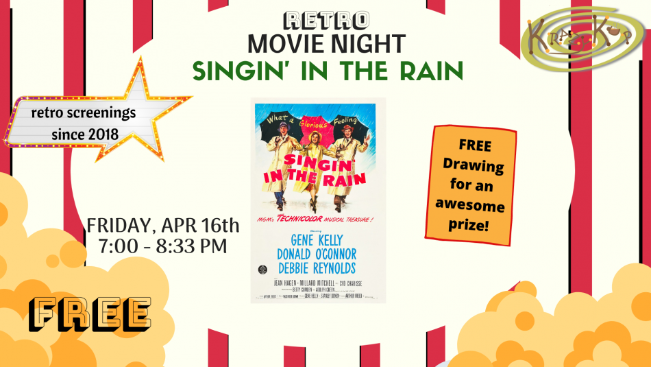 Retro Movie Night - Singin in the Rain