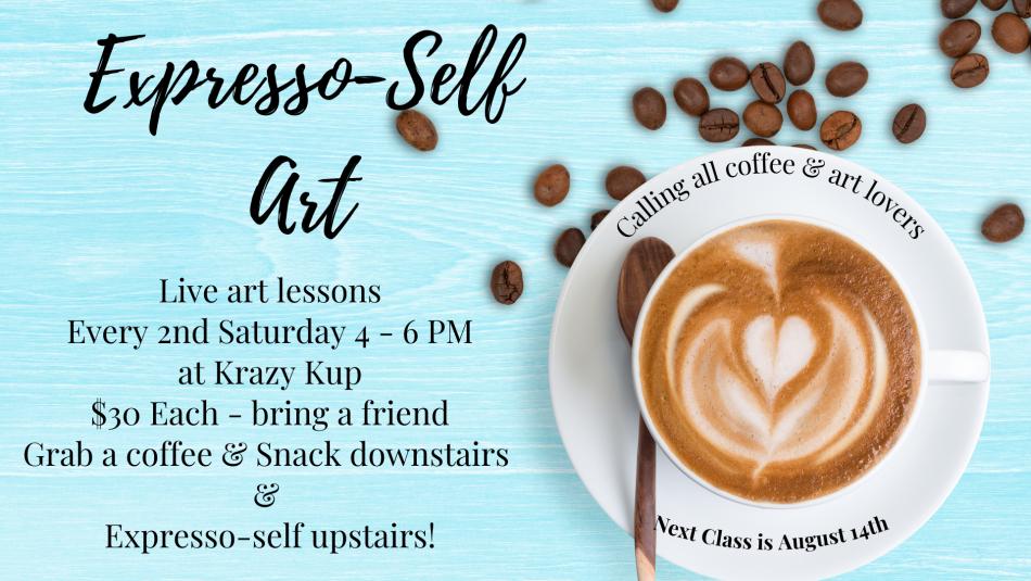 Expresso-You Art class