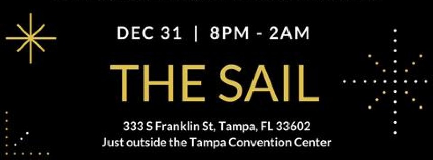 New Year's Eve Party at The Sail