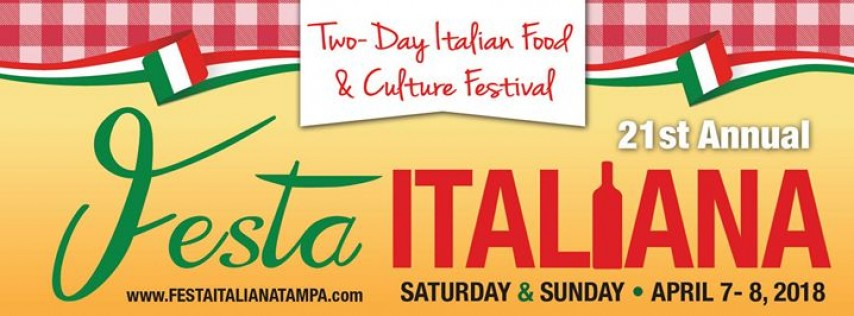 Festa Italiana: Two-Day Italian Food & Culture Festival 2018