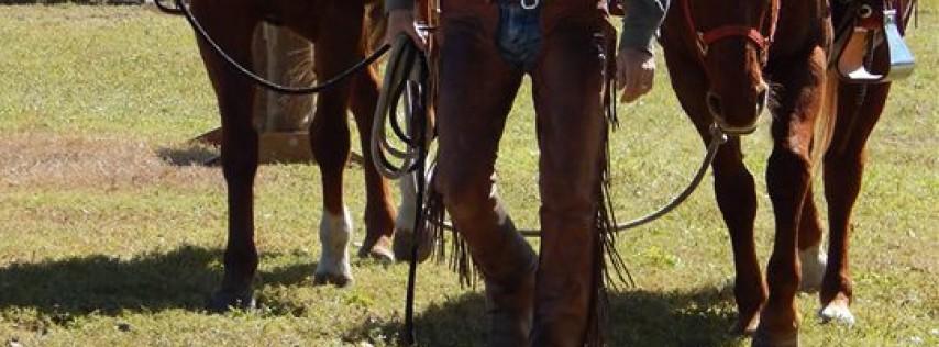 2nd Annual Mark Rashid Horsemanship Clinic 2018