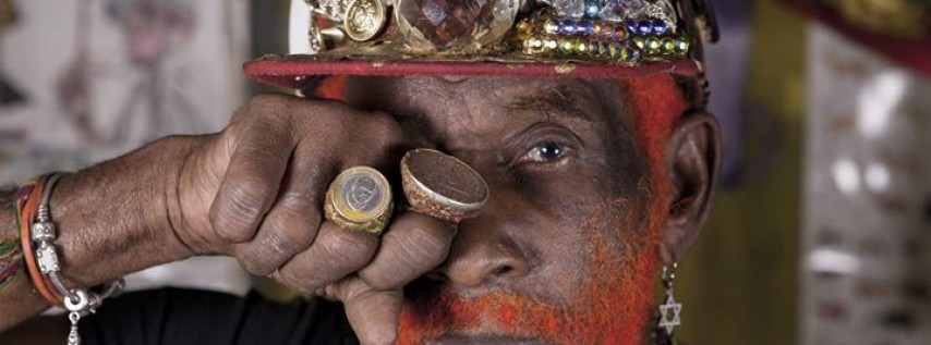 Lee Scratch Perry + Subatomic Sound System - Miami