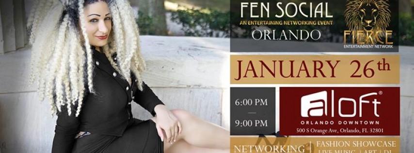 FEN Social at Orlando Aloft 1/26/18