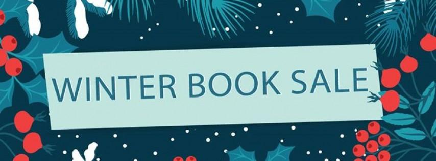 Winter Book Sale