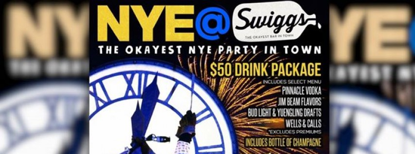 New Year's Eve at Swiggs!