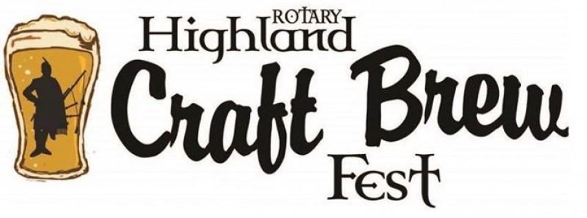 Rotary Highland Craft Brew Festival