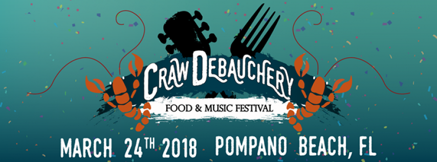 CrawDebauchery Food and Music Festival