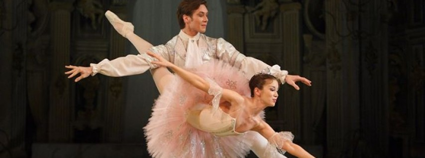 Sleeping Beauty presented by The State Ballet Theatre of Russia