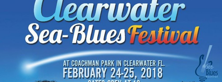 Clearwater Sea-Blues Festival presented by Visit St. Pete/CLW