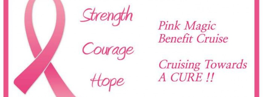 Power of 3 #1 - Pink Magic Benefit Cruise, 7 Nights, Port Canaveral, Fl