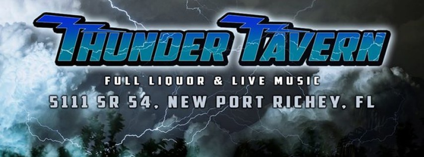 New Year's Eve at Thunder Tavern!
