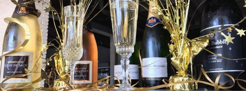 NYE - A Champagne Celebration