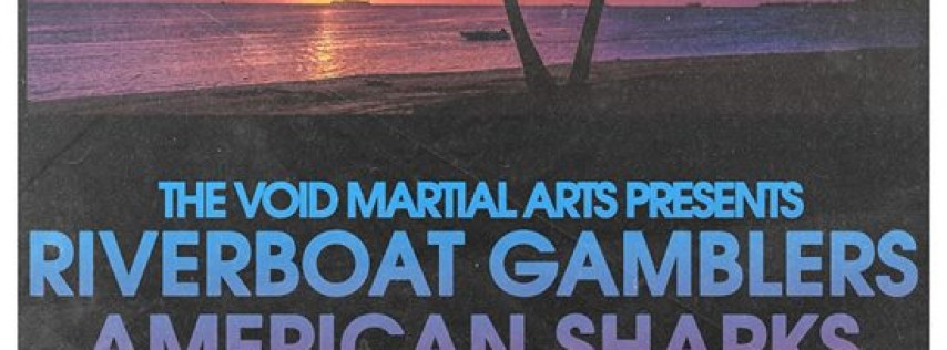 Free Week at Barracuda: Riverboat Gamblers, American Sharks!