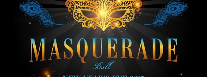Masquerade Ball New Year's Eve 2017