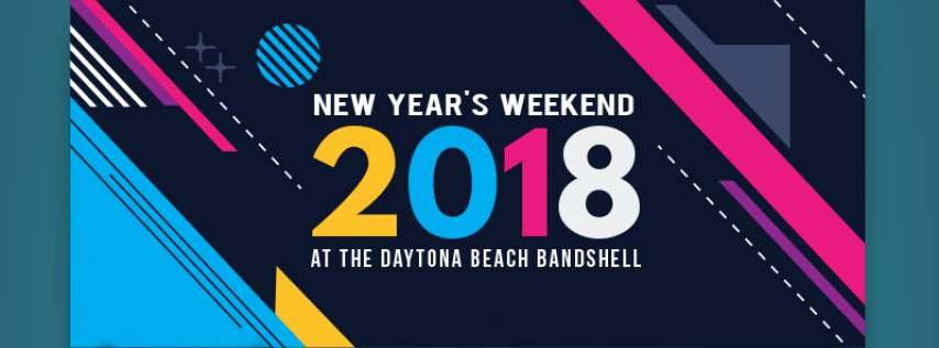 New Year's Weekend At The Daytona Beach Bandshell