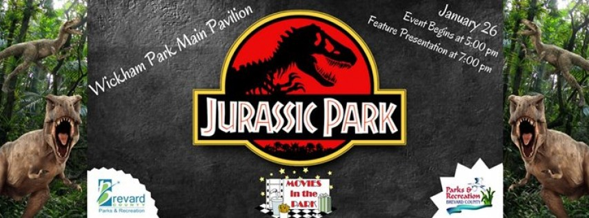 Free Movie in the Park - Jurassic Park