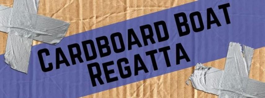 2nd Annual Cardboard Boat Regatta
