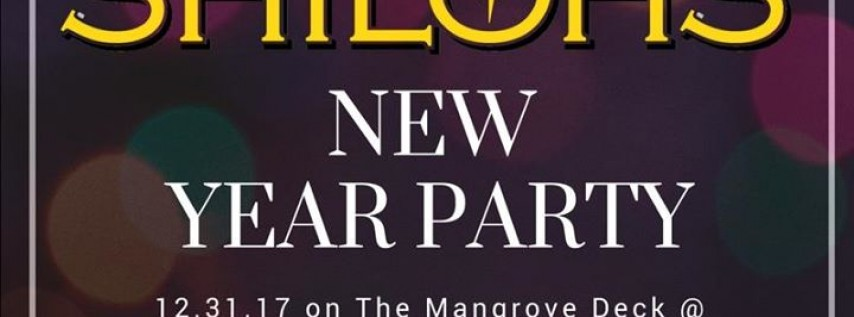 New Years Bash at Shiloh's Steak and Seafood