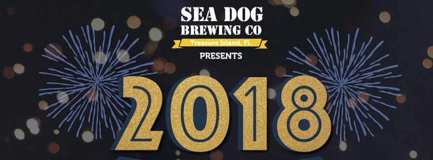2018 NYE Bash at Sea Dog Treasure Island