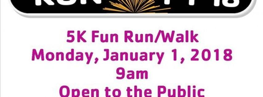 Titusville YMCA New Year's Resolution 5K Fun Run/Walk