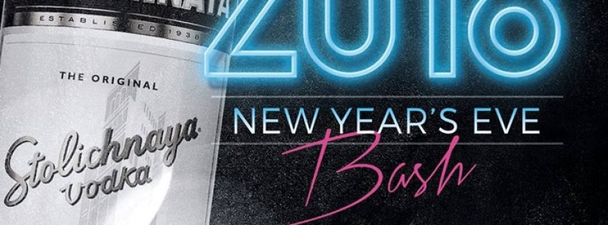 New Years Eve BASH 2018 at 260 First