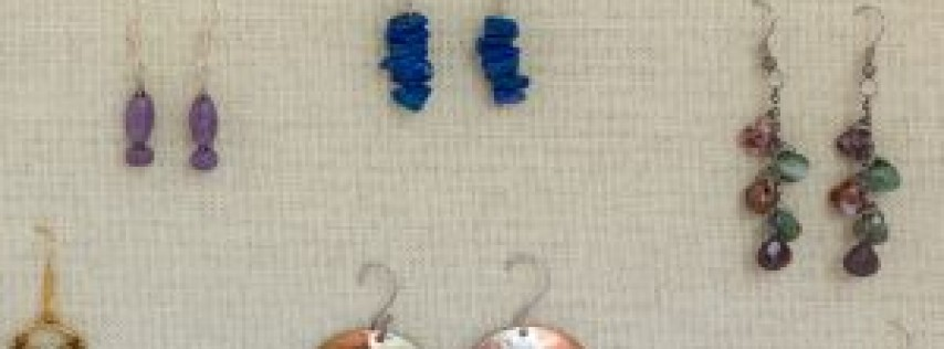Earrings to Wear Everywhere Workshop with Lois Mittleman
