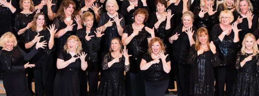 A Cappella Bay Sweet Adeline Chorus Annual Show