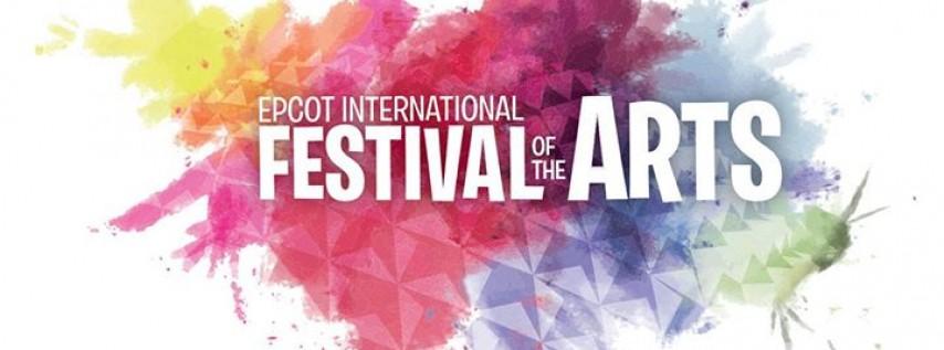 2018 Epcot International Festival of the Arts