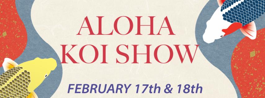 11th Annual International Koi Show