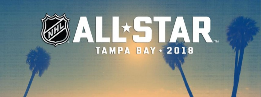 NHL All Star Game Watch Party