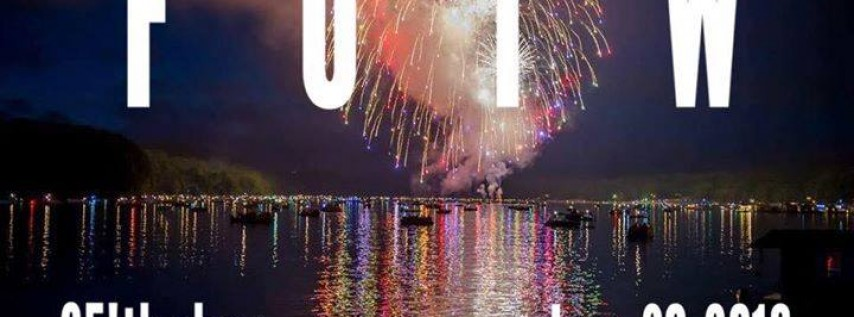 FOTW 25th Fireworks Show