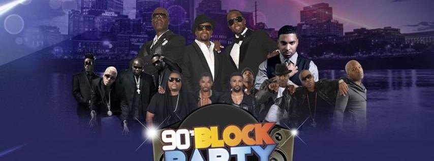 Nashville 90's Block Party