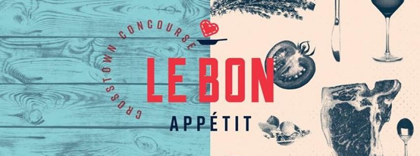 Le Bon Appetit 2018