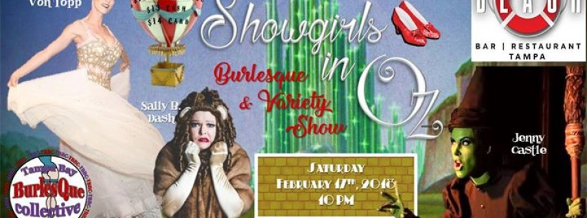 Showgirls in Oz