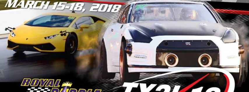 Tx2k18 Official Event Page