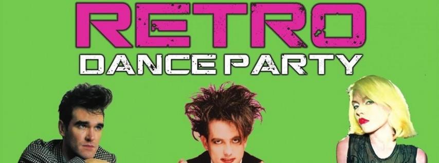 Retro Dance Party at Cheezy's Italian Bistro & Speakeasy