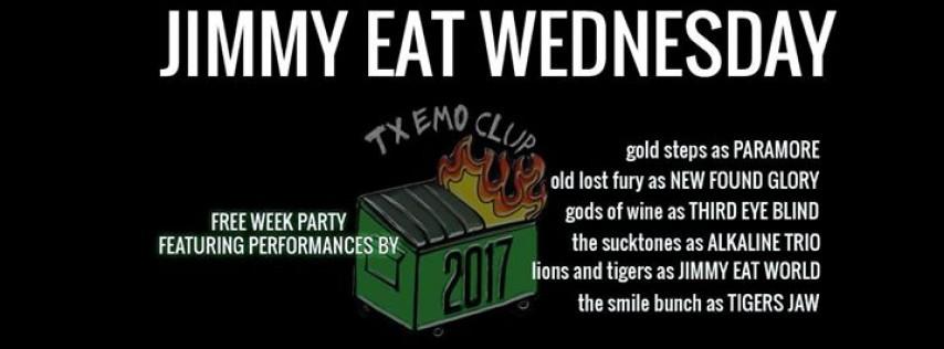 Jimmy Eat Wednesday - Free Week