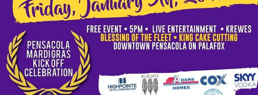Pensacola Mardi Gras Kick Off Celebration
