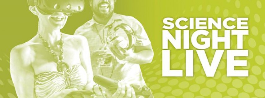 Adults-Only Science Night Live Featuring Otronicon