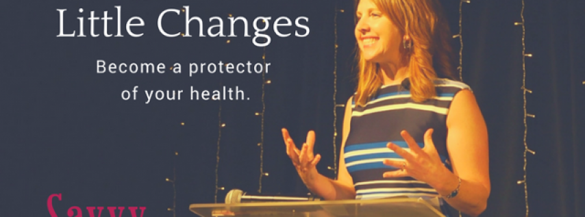Little Changes: A Presentation and Discussion with Kristi Marsh