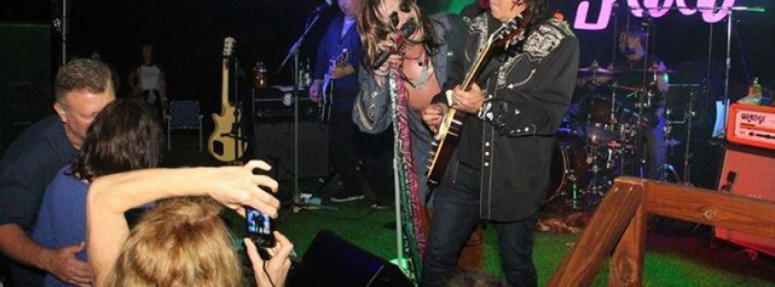 Jaded Aerosmith Tribute at Galuppi's Pompano Beach
