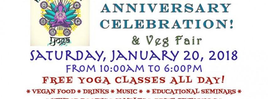 HOL 7th Year Anniversary Celebration & Veg Fair