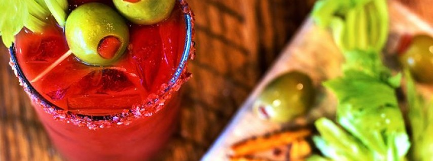Gasparilla Bloody Mary Breakfast at WaterWorks Bar & Grill