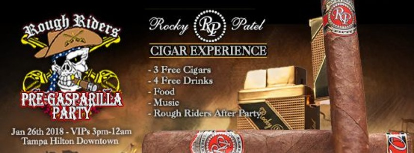 Rough Riders: Party Like A Rock Star III - Pre-Gasparilla Party