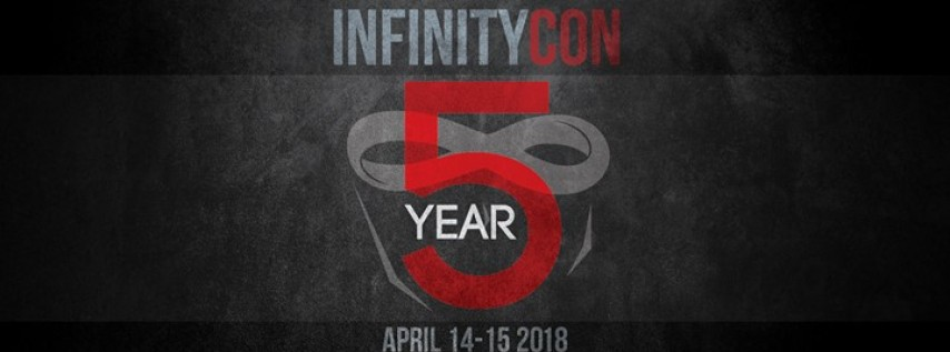 Infinity Con Year 5!